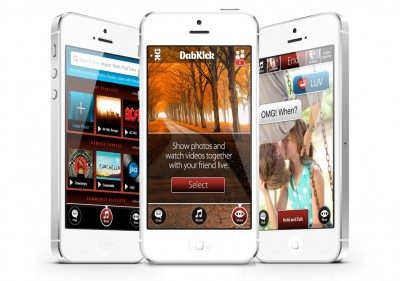 DabKick Releases A Significant Update To Its Free Live Video and Photo App