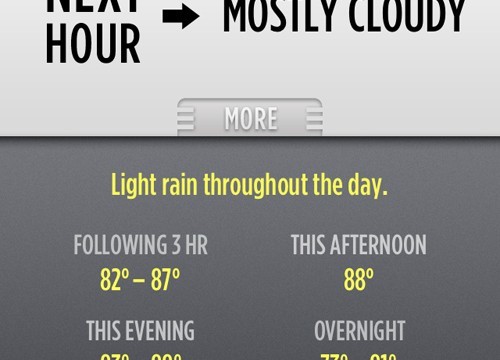 Dark Sky Lights Up The App Store With A Major Update