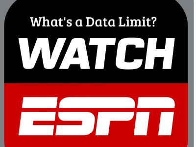 The Return Of Unlimited Data Plans Courtesy Of ESPN?