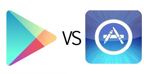 The App Store Continues To Dominate Google Play Where It Counts