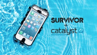 Griffin's Survivor + Catalyst Waterproof Case For The iPhone 5 Is Now Available
