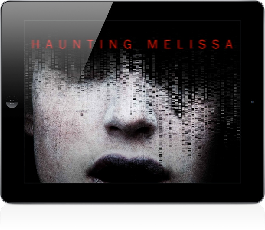 The New Haunting Melissa App Series Could Keep You Up At Night