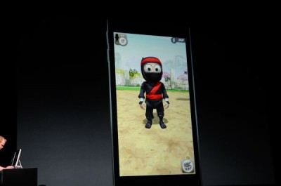 Remember The Clumsy Ninja Game Demoed By Apple Last Fall? It's Still Coming