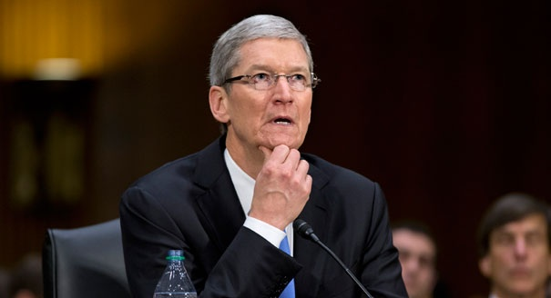 Tim Cook Goes To Washington And Gets An Earful Over Apple's Tax Policies