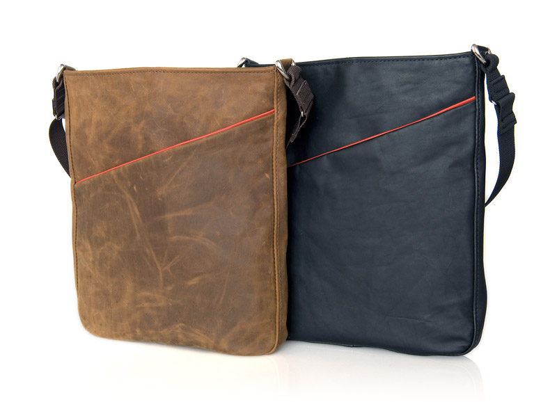 The Indy Leather Bag Holds Your iPad, iPhone And Much More