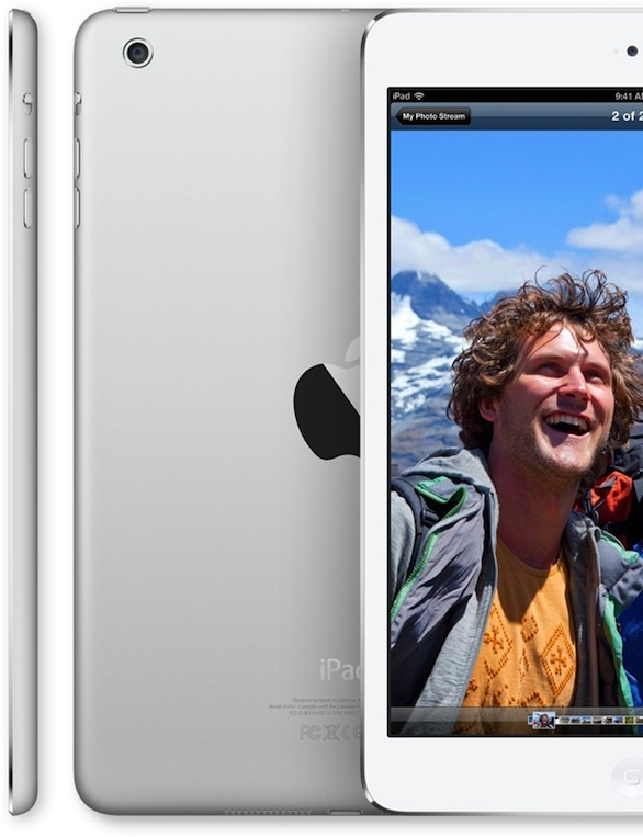 Production On Apple's Retina Display iPad mini Said To Begin In June