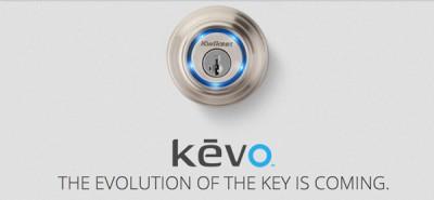 Kwikset Unveils Kēvo, An iPhone-Powered Lock