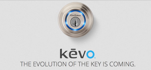 Kwikset Unveils Kēvo, An iPhone-Powered Lock
