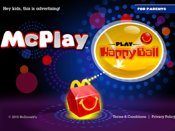 McDonald's Tries To Bring The Fun Of A Happy Meal To iOS Devices With McPlay