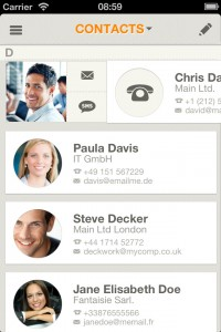 Manage Your Contacts In A Sleek Manner With Contaqs