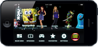 Nickelodeon Brings Television Episode Streaming To iPhone