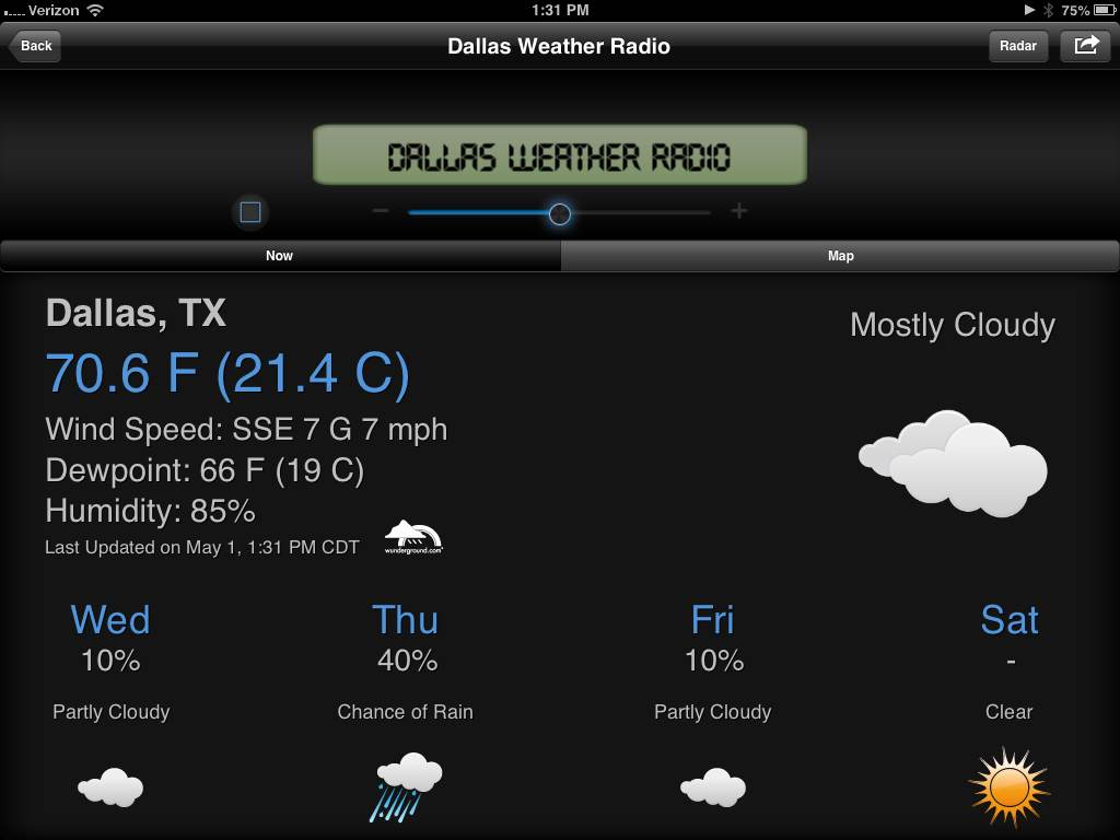 NOAA Weather Radio Update Offers Improved Push Alerts