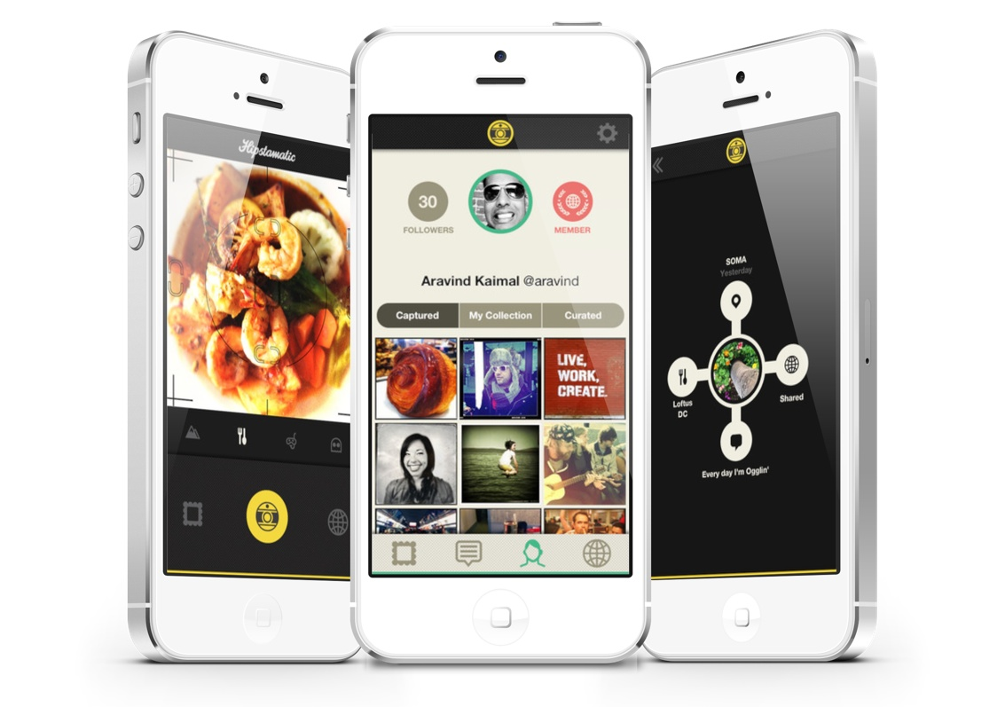 Hipstamatic Oggl Launches For iPhone, Hopes To Compete With Facebook's Instagram