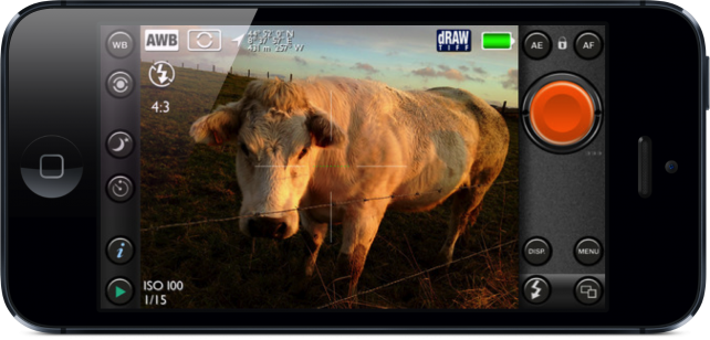PureShot App For iPhone Is Like A Filter Free Zone For Your Photographs