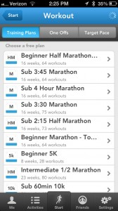 Run Out And Snag The Updated RunKeeper App