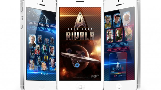 Star Trek Rivals Game For iOS Devices Launches Ahead Of New Movie Release