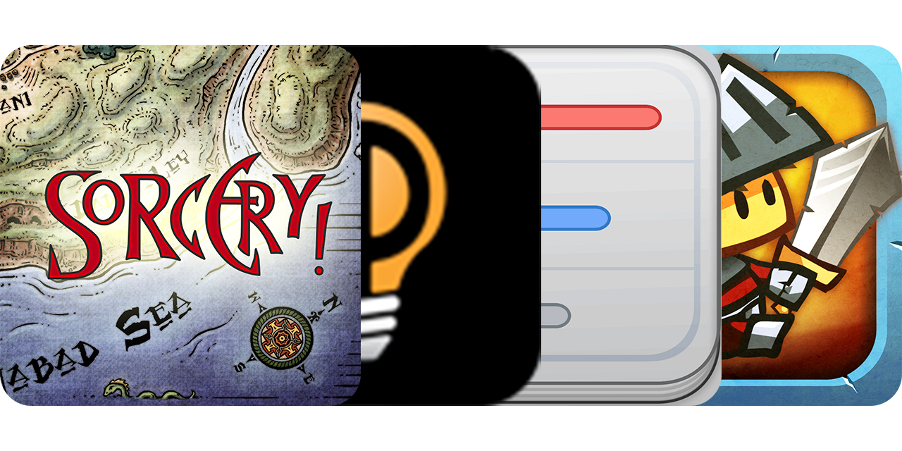Today's Best Apps: Sorcery, Pheebo TV, Listacular And More