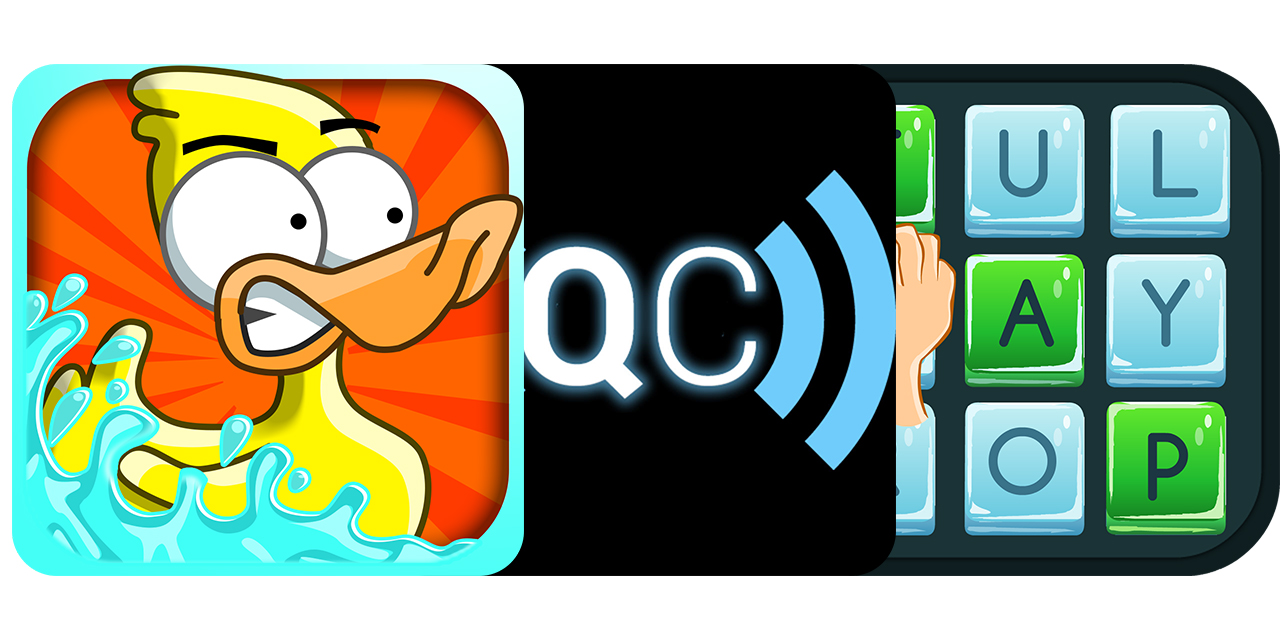 Today's Best Apps: Dash & Bash, Quik Cast And Word Tap A Thon
