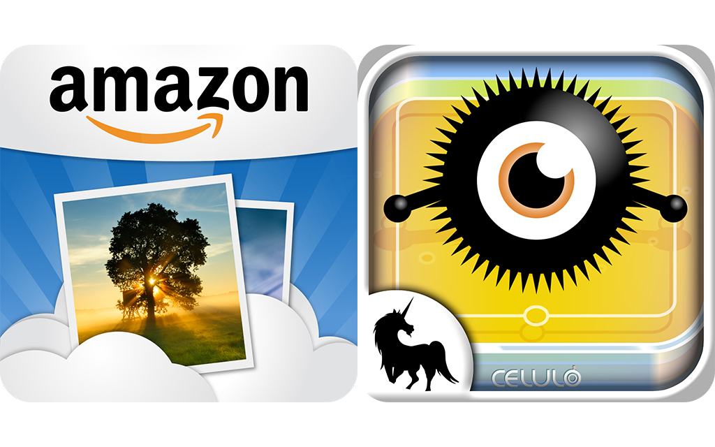 Today's Best Apps: Amazon Cloud Drive Photos And Celulo