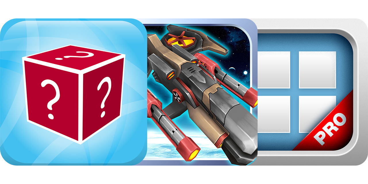 Today's Best Apps: NonoCube, Space Pursuit And Bitsboard Pro