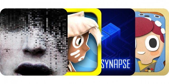 Today's Best Apps: Haunting Melissa, Manuganu, Frozen Synapse And More