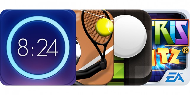 Today's Best Apps: Wake Alarm, Stickman Tennis, Hyper Breaker Turbo And More