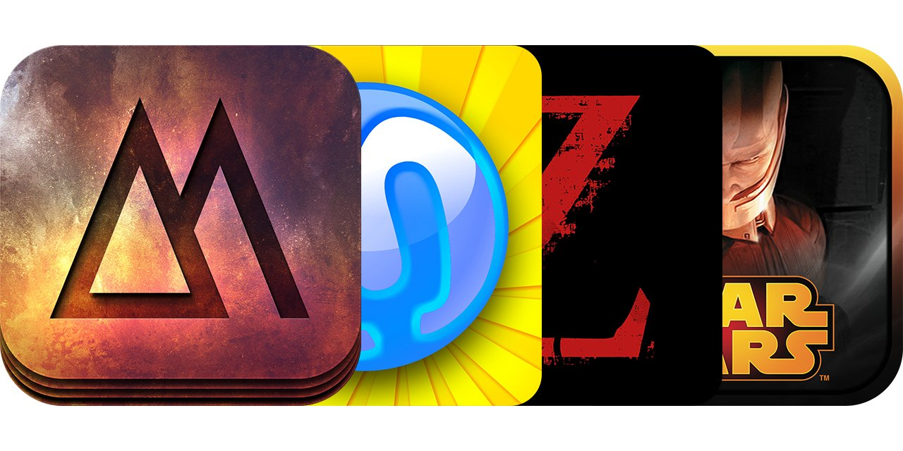 Today's Best Apps: Mextures, Marbly, World War Z And More