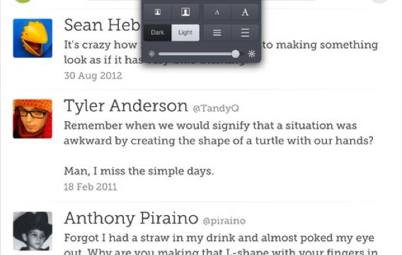 Twitterrific 5 Adds Support For Readability And Droplr