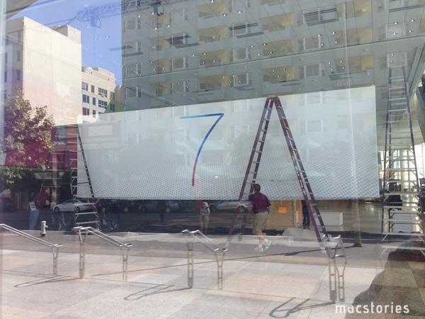 Official iOS 7 Logo