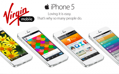 Virgin Mobile To Soon Offer The iPhone 5 As A Prepaid Device