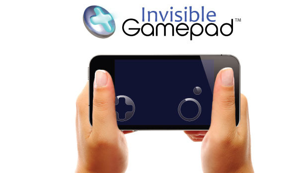 The Invisible Gamepad Launches For Mobile Devices On Kickstarter