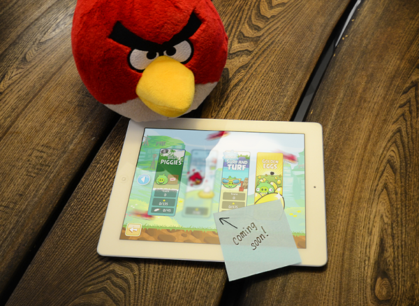 Rovio Teases Upcoming New Chapter In Original Angry Birds Game