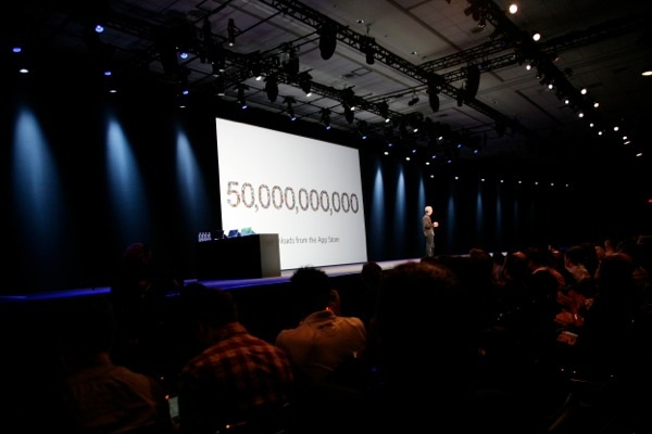Apple By The Numbers: 50 Billion Apps Downloaded And More