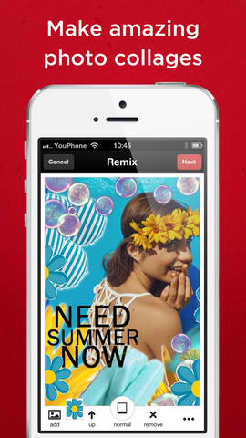 Pinterest Photo Collage Creation Finally Gets Pinned To Bazaart For iPhone