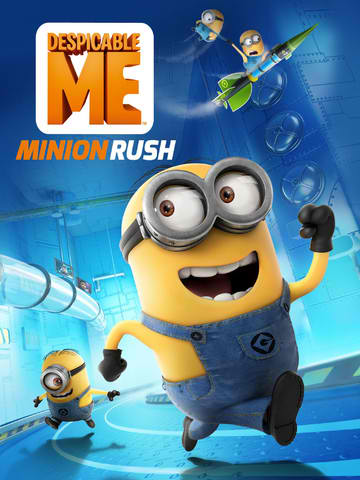 Ba-Ba-Ba-Ba-Banana ... Be The Minion Of The Year By Playing Despicable Me: Minion Rush