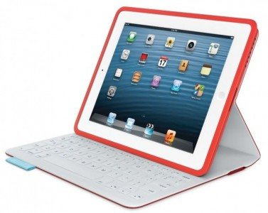 Logitech's FabricSkin Folio Turns Your iPad Into A Fashion Accessory - Hands On Review