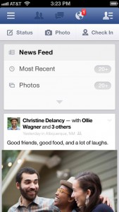 Facebook Reportedly Set To Take On Flipboard With Upcoming Reader Service