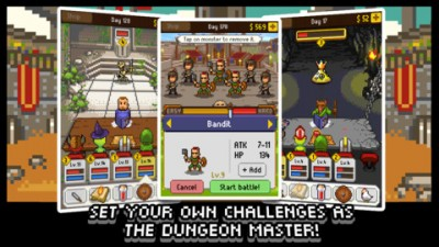 Knights Of Pen & Paper Updated: Adds New Monsters, Traps, Treasures And More