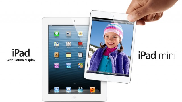 There's More Bad News On The Retina Display-Equipped iPad mini Front