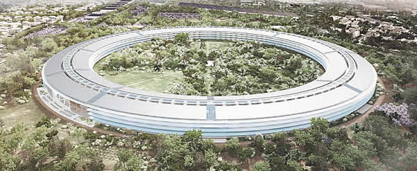 Want To Learn More About Apple's Campus 2? Watch Today's Live Stream