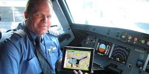 JetBlue Issues Pilots With iPads And On-Board Wi-Fi