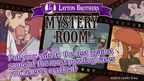 The Famous Professor Sends His Son To The App Store In Layton Brothers