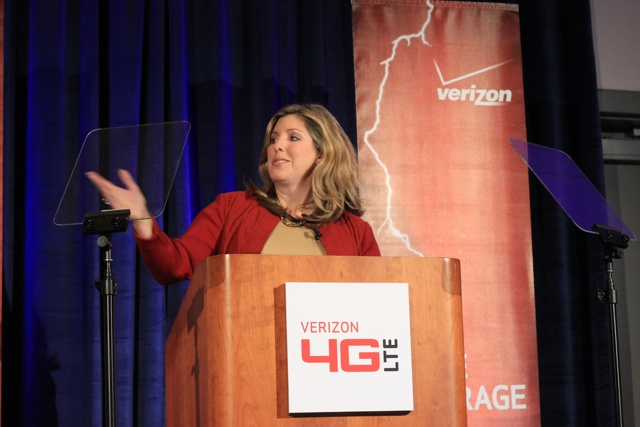 Verizon's 4G LTE Network Expansion Is 'Substantially Complete'