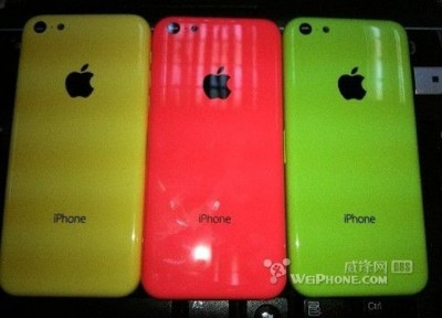 Could Apple's Low-Cost iPhone Look Like This?