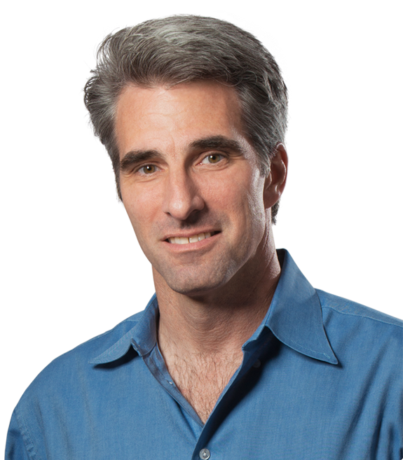 Meet Apple's 'Rising Star,' Head Of Software Craig Federighi