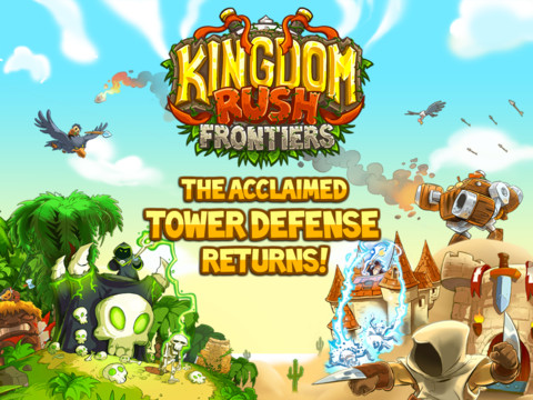 The Acclaimed Tower Defense Game Returns In Kingdom Rush: Frontiers