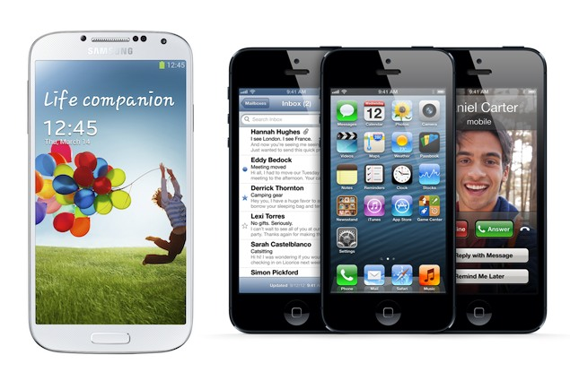 US iPhone Sales 'Resilient' Following Samsung Galaxy S4 Launch