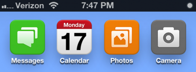 Cydia Tweak: Vox Offers iDevice Owners A New, Minimalistic Battery Indicator