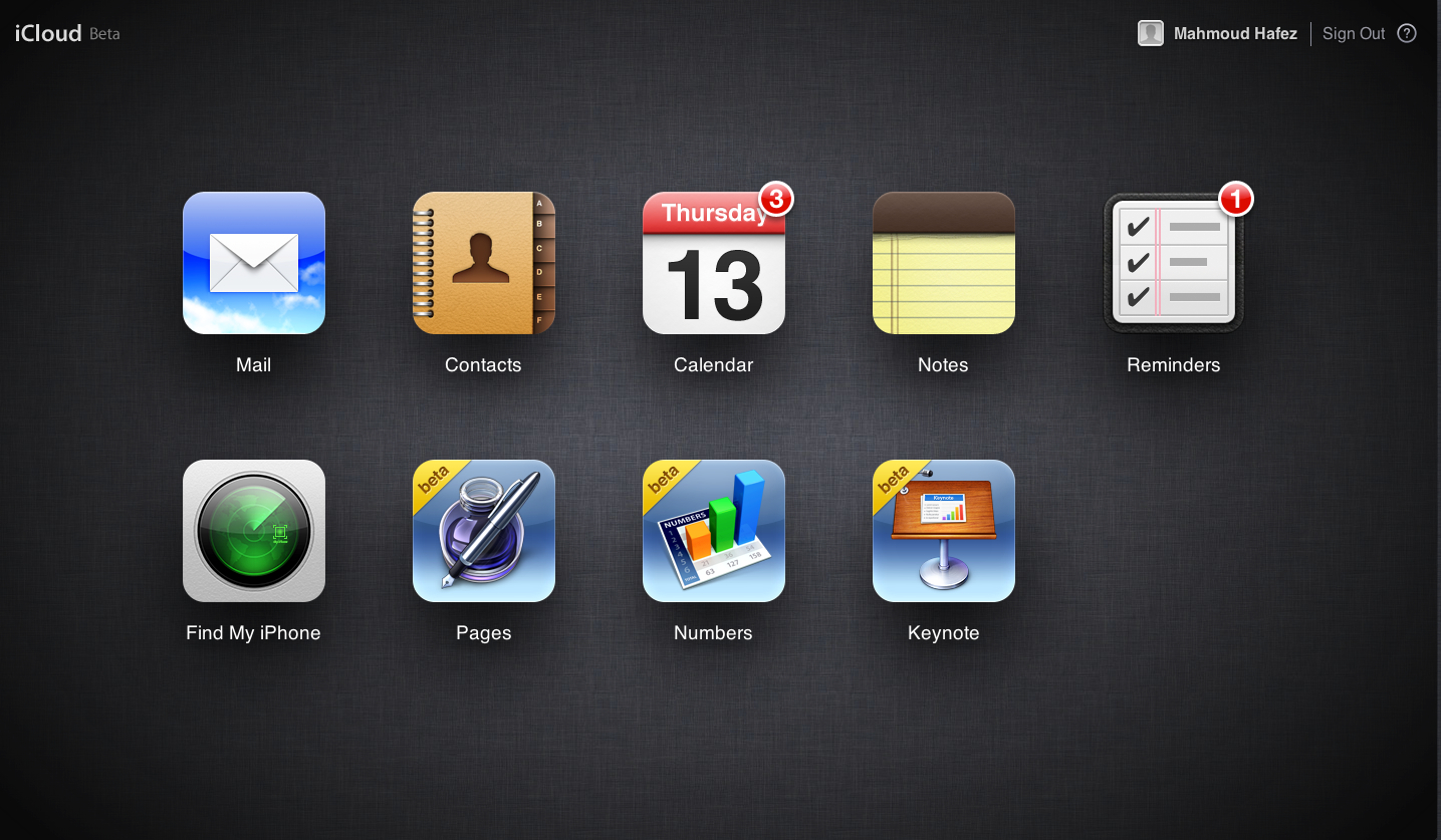 Apple Launches Developer-Only iWork For iCloud Beta
