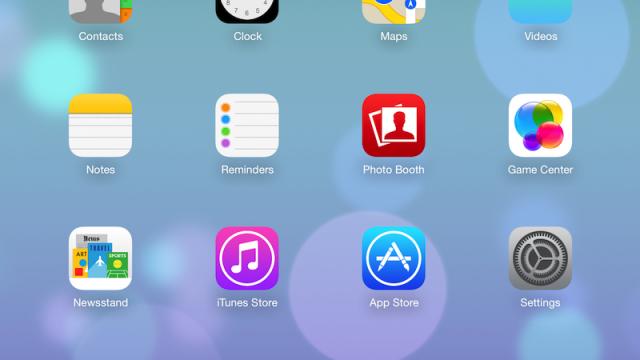 Full Walkthrough: Apple's iOS 7 Beta 2 Running On The iPad